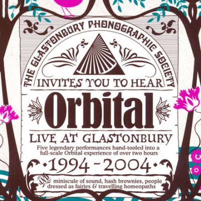 Live At Glastonbury 1994 – 2004