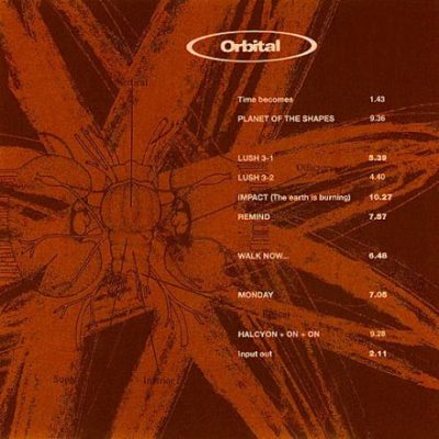 Orbital 2 / Brown Album