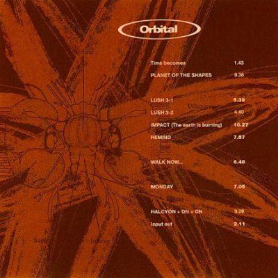 Orbital 2 / Brown Album